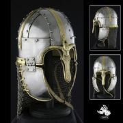 8th Century Coppergate Helmet - 14 Gauge